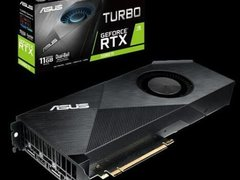 Placa video Asus NVIDIA D TURBO-RTX2080TI